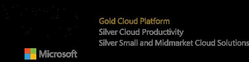 Gold Partner de Microsoft